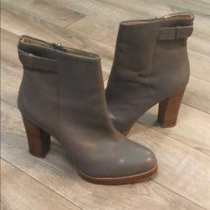 Zara heeled booties, size 39